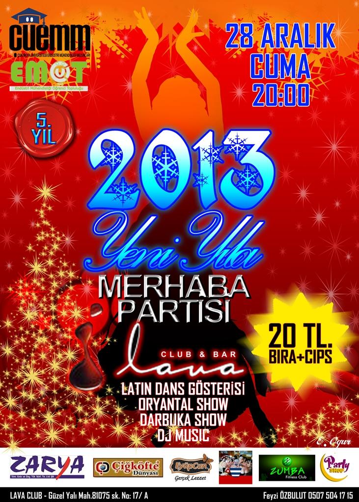 5. Yeni Yıla Merhaba Partisi